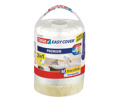 tesa Easy Cover® Premium Film, 33 m x 550 mm