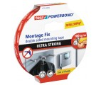 tesa Powerbond® Taśma montażowa Ultra Strong, 5 m x 19 mm